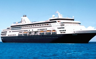 Cruise med Holland America Line