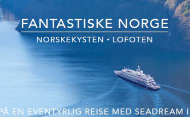 SeaDream – En eksklusiv cruiseopplevelse i eget land